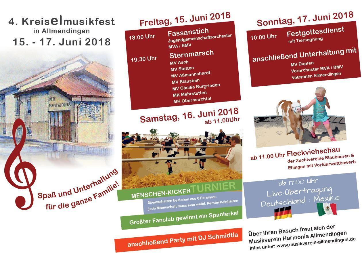 Kreiselfest 2018